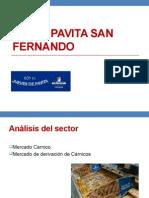 Caso Pavita San Fernando - Grupo 6