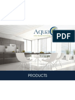 AquaCera Product Brochure 2014