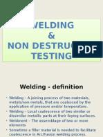 Welding&NDT Presentation