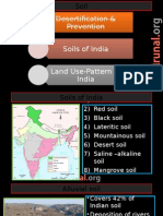 GEO L18 Soils of India Land Use