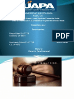Diapositiva Derecho Penal General