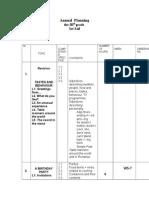 Planificare Set Sail Clasa III Scribd