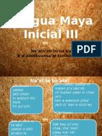 Adivinanzas en maya aplicando los adjetivos calificativos
