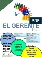 4+Filminas+II+Parte+QUE+SON+GERENTES