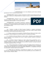 Portaria SAD nº 396, de 25MAR2013 - Procedimentos à cobrança e controle das cessões de pessoal.pdf