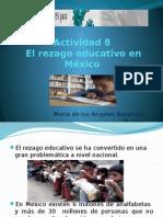 El Rezago Educativo en México
