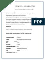 PROYECTO de QUÍMICA- Gel Antibacterial