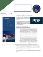 Ombudsman Newsletter Template