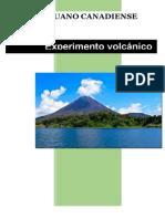 Experimento volcánico