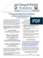 2015-10-02 - NYK 4th Qtr Newsletter