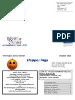 Happenings Oct 2015