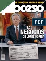 Revista Proceso 27 Sep 2015