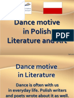 Dance Motive- Polish work