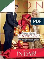 Catalog Avon campania 16 din 2015