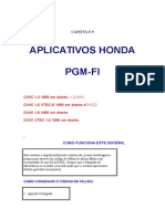 Manual Honda Civic - CAPITULO 5
