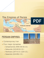 early persian empire