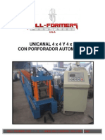 13 Unicanal con perforador automatico..pdf