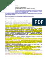 Psicopatología Psicoanalítica - Neurosis y Psicosis