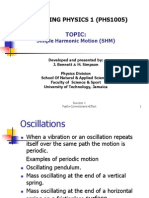 Shm Lecture 4 Phs1005