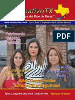Informativo TX 29ava Edicion