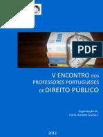 Direito administrativo 2012