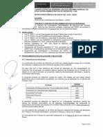 CONVOCATORIA PÚBLICA DE CAS N° 047- 2015 - OSCE