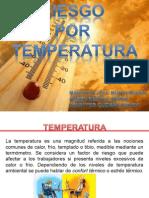 Factor Temperatura