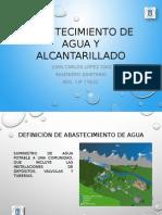 Abastecimiento de redes de agua