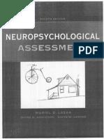 Neuropsychological Assessment M. Lezak
