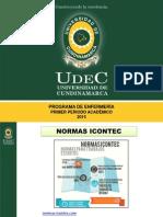 Normas ICONTEC 2015