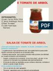 Salsa de Tomate de Arbol Diapos