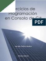 EjerciciosDeProgramacionEnConsolaDeC#.pdf