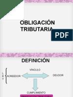 Obligacion Tributaria - i