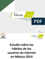 Estudio Habitos Del Internauta Mexicano 2014 v MD