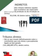 Iss e Conceitos de Tributos Diretos e Indiretos2013