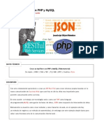 Crear Un API REST Con PHP y MySQL - IntercambiosVirtuales
