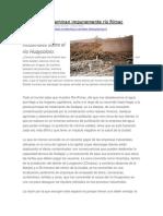 Industrias Contaminan Impunemente Río Rímac