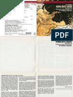 Booklet - 1984 - Verklärte Nacht (Schönberg Ensemble)