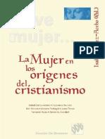 Gómez-Acebo, Isabel (Ed.) - La Mujer en Los Orígenes Del Cristianismo