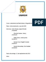 Informe de Fisica - Campo Electrico (1)