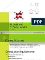 Alkane and Cycloalkanes