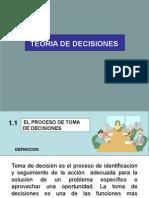 Teoria de Decisiones Clases 1-2-3
