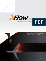 XFlow Product Sheet 2014