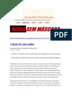 Olavo de Carvalho_Artigos_2014_Comentários Da Semana