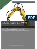 Información Robot Fanuc 6ib