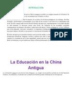 Educacion China
