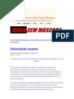 Olavo de Carvalho_Artigos_2015_Comentários Da Semana