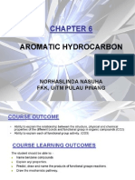 Chapter 6- Benzene and Aromaticity