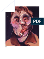 Francis Bacon - Self Portrait 1969