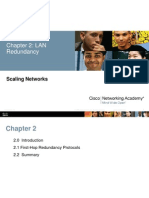 Recognize High Availability (FHRP)